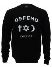 Defend Paris noir Coexist