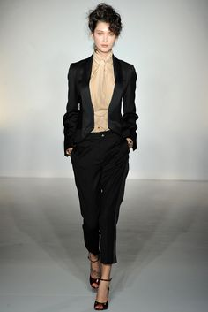 Vivienne Westwood Red Label Fall 2012 Ready-to-Wear Fashion Show