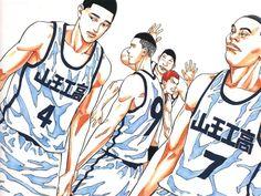 Slam Dunk Anime, Inoue Takehiko, Dope Cartoons, Nba Wallpapers, Basketball Art, Manga Love, Comic Movies, Manga Drawing, Slammed