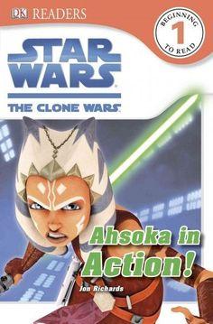 Ahsoka in Action! (DK Readers. Star Wars)