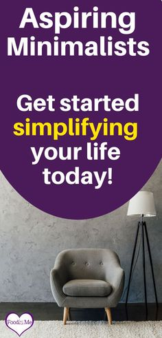 get started with small, simple steps. 20 unique tips to simplify your life Stress Less, Reduce Stress, Stress Eating, Stop Overeating, Clean Sweep, Ways To Be Happier, Learning To Love Yourself, Happy Today, Getting Up Early
