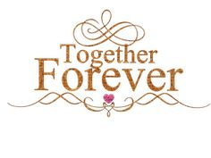 Ziua Îndrăgostiţilor, Dragoste, Împreună