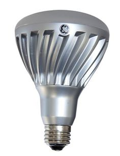 #LFI2012 preview: GE Lighting's Energy Star-qualified BR30 lamp is perfect for recessed can and downlight applications. The 12W lamp offers outstanding energy efficiency, warm color and an L70 rated life of 25,000 hours. Booth #2508. www.gelighting.com