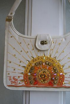 Enid Collins A New Day! purse