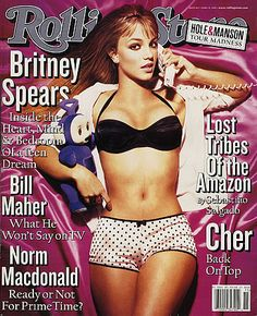 Britney Spears / Rolling Stone