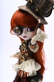 OOAK gothic fairy tale monster See No-evil posable art doll - Google Search