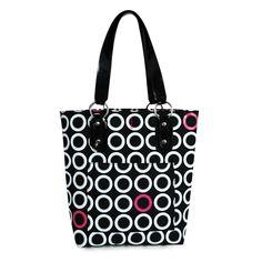 KOKO Ginger Lunch Bag Pink Rings - Giving Gallery