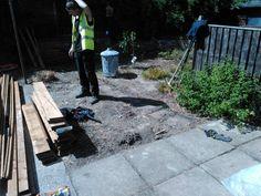 garden_fence_patio_gravel_before