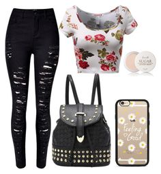 """✌️❤️✌"" by gonzalezrebecca on Polyvore featuring Fresh, Casetify, women's clothing, women, female, woman, misses and juniors"
