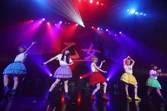 チームしゃちほこ「乙女祭り2017」の様子。