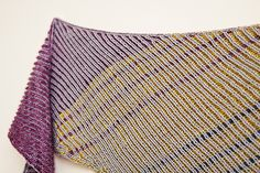 Ravelry: Le Moelleux (The Squishy) Shawl pattern by Mina Philipp