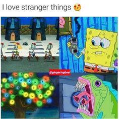 Spongebob Memes, Your Crush, Stranger Things, Humor, My Love, Funny, Fictional Characters, Instagram, Strange Things