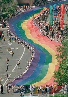 25th anniversary of the Stonewall Riots    Central Park, NY (1994)