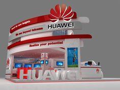 Huawei by Abd Elrahman Abbas, via Behance