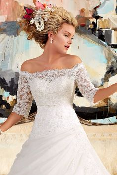 Sweetheart Bolero Wedding Dress