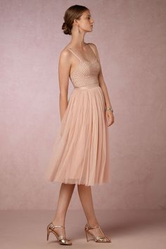 Coppelia Dress from @BHLDN