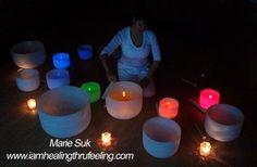 healing bowls | My Crystal Singing Bowls Healing Circle www.iamhealingthrufeeling.com