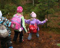 Luokasta luontoon -materiaali Nature Crafts, Hats, School, Hat, Schools, Hipster Hat