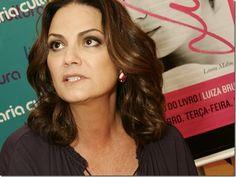 RS Notícias: Luíza Brunet, empresária, atriz e ex-modelo brasil...