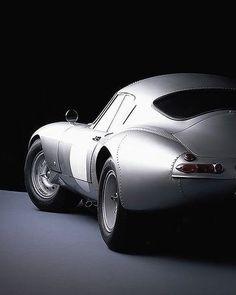 "achaldan: ""#Jaguar #E-Type #Lindner #Nocker Löw Drag #1964 """