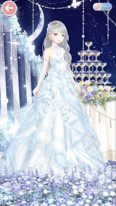 - - #Jan'sAnimeFrau Anime Angel Girl, Anime Art Girl, Japanese Princess, Wedding Dress Sketches, Girl Face Drawing, Anime Drawing Styles, Anime Princess, Anime Dress, Anime Love Couple