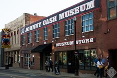 big fan of Johnny Cash, so this would be perfect! Johnny Cash Museum - Things to Do in Nashville - Downtown Johnny Cash Museum Nashville, Nashville Downtown, Nashville Vacation, Tennessee Vacation, Nashville Tennessee, Stuff To Do, Things To Do, Fun Stuff, Wanderlust