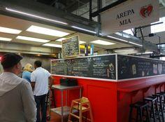 Arepa Mia in Sweet Auburn Curb Market
