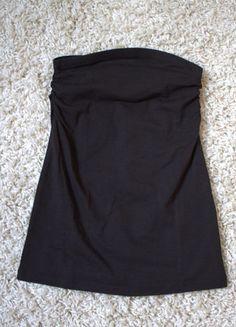 Kaufe meinen Artikel bei #Kleiderkreisel http://www.kleiderkreisel.de/damenmode/oberteile-and-t-shirts-sonstiges/131189014-bandeau-top-schwarz
