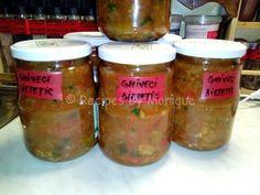 Ghiveci Dietetic (de post) - Recipes By Monique