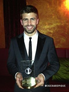 And shockingly looks good in suits.* | For Anyone Who Believes Gerard Piqué Is An Underrated, Beautifully Awesome DILF
