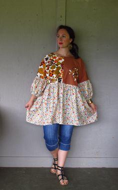 Conception de vêtements/original une par lillienoradrygoods sur Etsy
