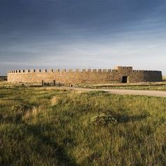 Eketorp, an Iron Age fort in southeastern Öland, Sweden The Beautiful Country, Beautiful World, Beautiful Places, Places To Travel, Places To Go, Nordic Living, Living In Italy, Scandinavian Countries, Iron Age