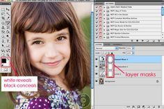 Layer Mask tutorial in Photoshop