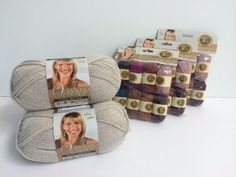 Enter to win a Vanna's yarn prize pack (everything you need to crochet the Modern Granny Hat). Giveaway compliments of AllFreeCrochet and Lion Brand