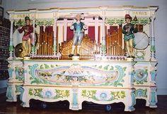89 key Gavioli Organ