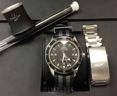 What just came in: Omega Seamaster 300 Spectre