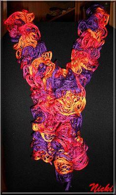 Herbstliche Tonia I Nicki's Kreativste Knitting, Accessories, Fashion, Creative, Moda, Tricot, Fashion Styles, Breien, Stricken
