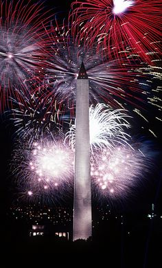 4 Best Cities for 4th of July Fireworks
