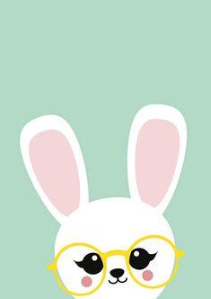 Poster Konijn mintgroen A3. Poster konijn kiekeboe met mintgroene achtergrond in A3 formaat. Heel leuk om in de babykamer en kinderkamer mee te decoreren. Ook leuk om kado te doen! Met deze leuke poster creëer je een nieuwe look met weinig tijd en geld. Ook verkrijgbaar bijpassende ansichtkaart.