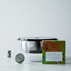 DIY Greek Yogurt Kit on Provisions by Food52