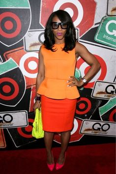June Ambrose my fave fashion stylist i want to be just like her