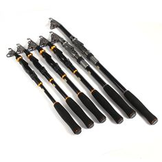 High Carbon 99% Saltwater Portable Telescopic Fishing Feeder Rod Carbon Spinning Fishing Sea Rod 1.8/2.1/2.4/2.7/3/3.6M