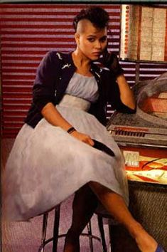 No Debutante: My Style Icons - Part 4 - Annabella Lwin