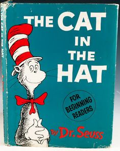 I love Dr. Seuss!! I always read his books when I was little. Love his quotes and wild  imagination..