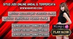 MIMPI4D Situs Andal & Terpercaya Deposit Rp 20.000 Dapatkan Kemenangan dan Bonus Berlimpah!!!
