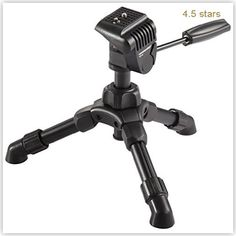 Vanguard VS 82 Table Top Tripod | Photo $0 - $100 : 0 - 100 Best Tripod Canada Rs.4000 - Rs.4200 Table Top Tripod Vanguard