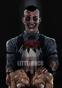 Outlast-WB The Groom by littlerockrosehip