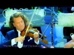 """▶ Andre Rieu - """"Waves of the Danube"""" (part of medley 'Danube Love') - YouTube"""
