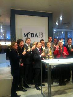 Oprichting MoBA Friends @deBijenkorf