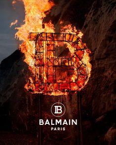 BALMAIN SPRING/SUMMER 2019 AD CAMPAIGN